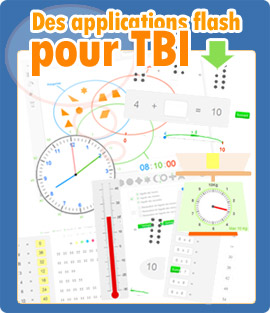 Des applications flash pour TBI/TBN