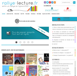 Rallye-lecture