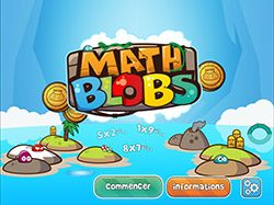 Math Blobs Multiplication