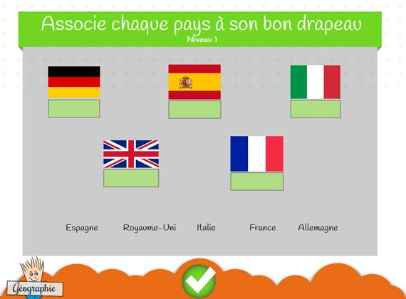 Exemple d'exercice